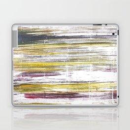 Baby powder abstract watercolor Laptop & iPad Skin