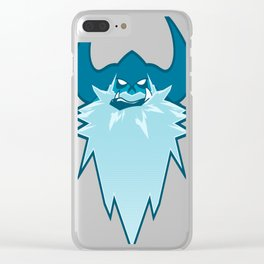 Isa Clear iPhone Case