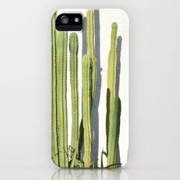 cali cacti iPhone Case