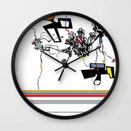 Paulista Sampa Wall Clock