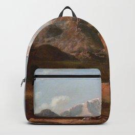 View of Pike's Peak Backpack