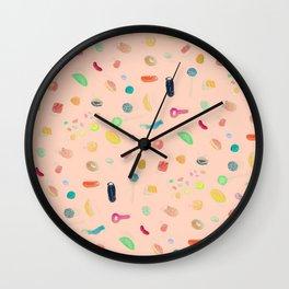 Sweet On You Wall Clock