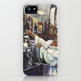 Naturally Nostalgic iPhone Case
