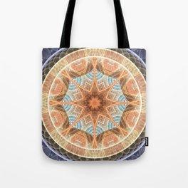 Mandalas of Forgiveness & Release 24 Tote Bag