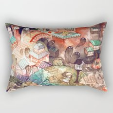 Spirited Away Rectangular Pillow