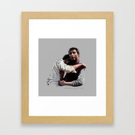 Perdendosi Framed Art Print