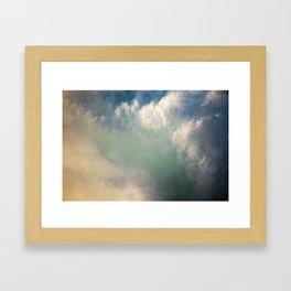 Gamma Ray Framed Art Print