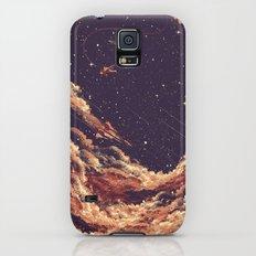 Cosmic Smoke Galaxy S5 Slim Case