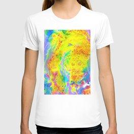 Neon Bubbles T-shirt