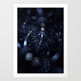 AMP 02. Wetware Art Print