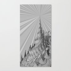 The Third Tower Canvas Print