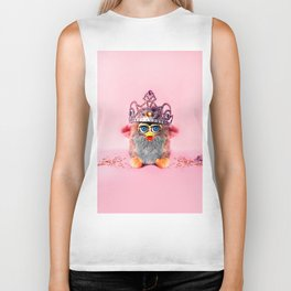 Furby Princess Biker Tank