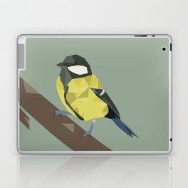 Polly - Great Tit Laptop & iPad Skin