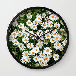 Flower Photography by Bea Dm harris Wall Clock