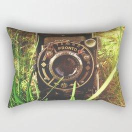 new old toy Rectangular Pillow
