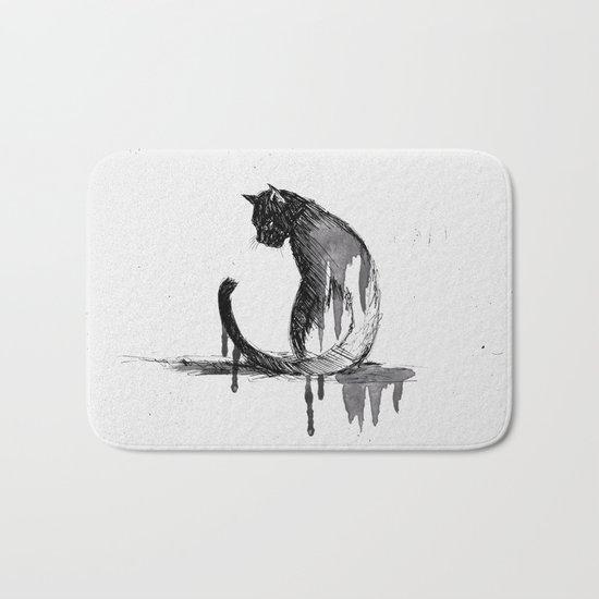 Here, Kitty Cat! Bath Mat