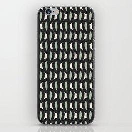 geo six-celadon iPhone Skin