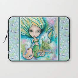 Mermaid Connection Laptop Sleeve