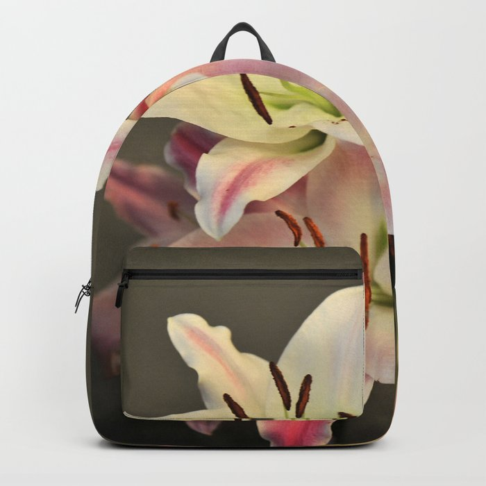 A Dream of Lilies #1 #decor #art #society6 Backpack