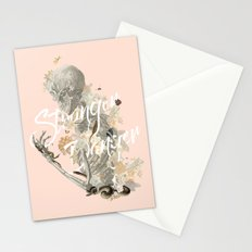 Stranger Danger I Stationery Cards