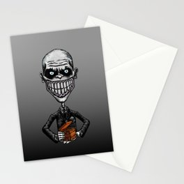 Buffy - The Gentlemen (Lone Gent) Stationery Cards