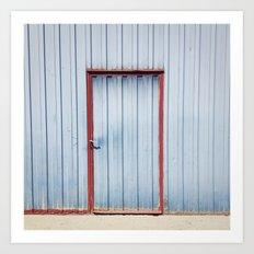 Doors of Perception 23 Art Print