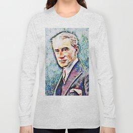 Maurice Ravel (1875 – 1937) in 1925 Long Sleeve T-shirt