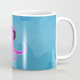 DJ Octopus Coffee Mug