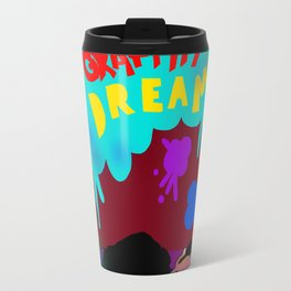 Judah and The Lion- Graffiti Dreams Travel Mug