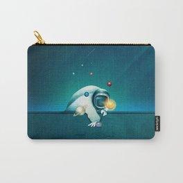Astronaut Billards Carry-All Pouch