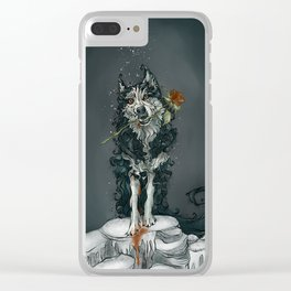 The Gift Clear iPhone Case