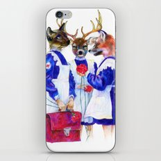 First of March iPhone & iPod Skin