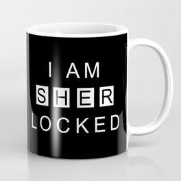 I Am Sherlocked Coffee Mug