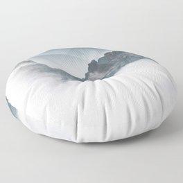 When Winter Comes III Floor Pillow