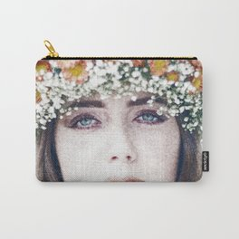 Face flower Carry-All Pouch