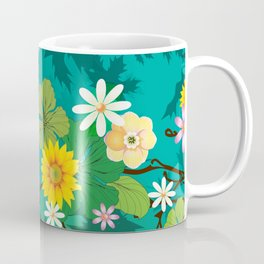 Imaginary Jungle Coffee Mug