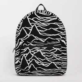 The Line Of Division Backpack