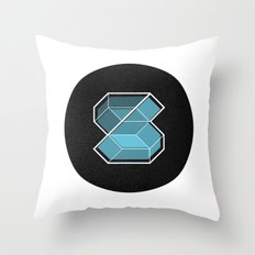 S6 Throw Pillow