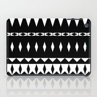 aztec iPad Cases featuring Aztec by Ornaart