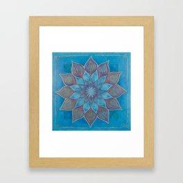 Synergy Framed Art Print