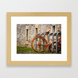 unterwegs_1198 Framed Art Print