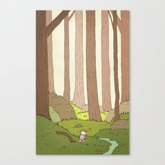 Stray Child Canvas Print