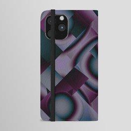 PureColor iPhone Wallet Case