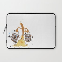Sorcerer Broom Laptop Sleeve