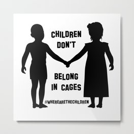 Where Are The Children? Metal Print
