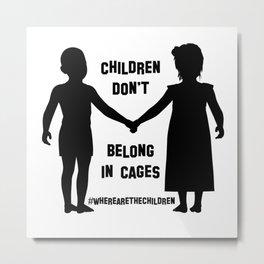 Where Are The Children? Metal Print