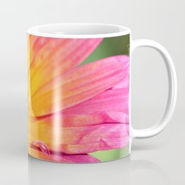 Beautiful Pink Imperfection Flower  by Reay of Light Photography Coffee Mug