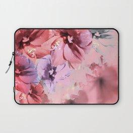 Red Flower Fantasia 2 Laptop Sleeve