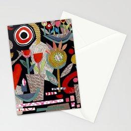 'night garden ...' Stationery Cards