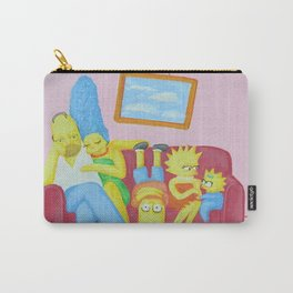 Family Values Carry-All Pouch